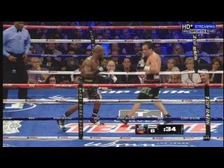 Timothy Bradley vs Juan Manuel Marquez